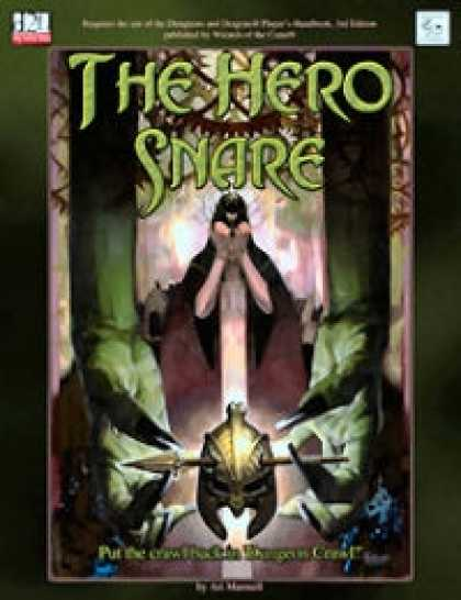 Role Playing Games - MonkeyGod Presents: The Hero Snare