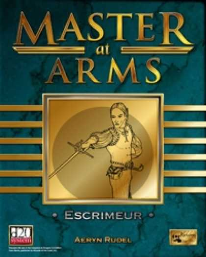 Role Playing Games - Master at Arms: Escrimeur