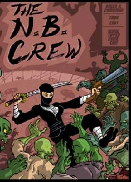 Role Playing Games - The N.B. Crew: Warm Meals, Cold Bodies, Hot Lead