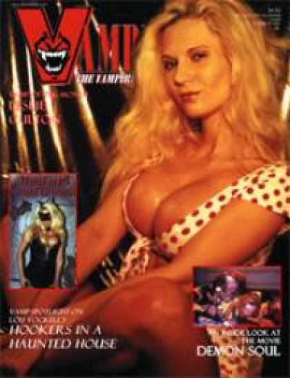 Role Playing Games - Vamperotica Magazine V2N02