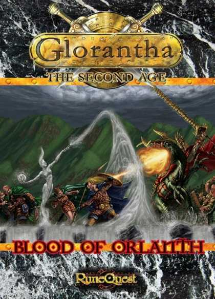 Role Playing Games - Blood of Orlanth