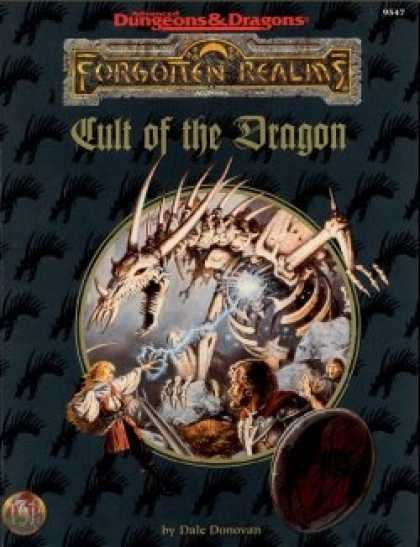 Role Playing Games - Cult of the Dragon
