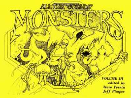 Role Playing Games - All the Worlds' Monsters Vol. 3