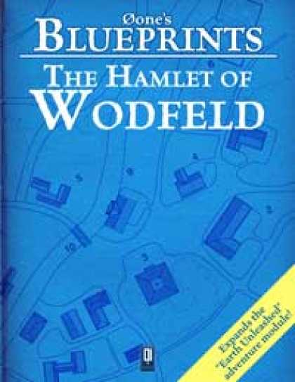 Role Playing Games - 0one's Blueprints: The Hamlet of Wodfeld