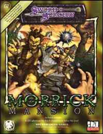 Role Playing Games - Morrick Mansion