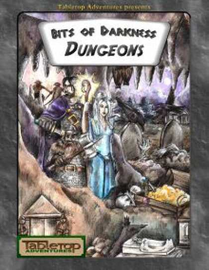 Role Playing Games - Bits of Darkness: Dungeons