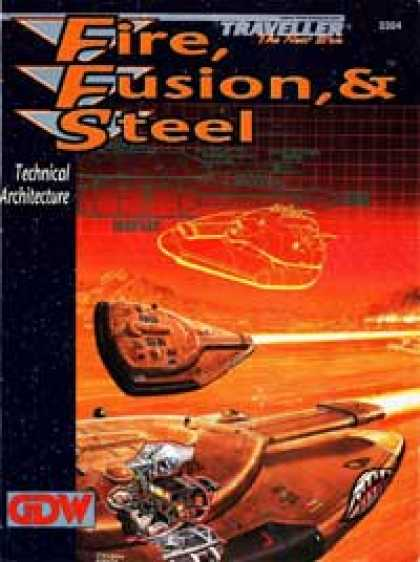 Role Playing Games - Fire, Fusion and Steel Technical Architecture
