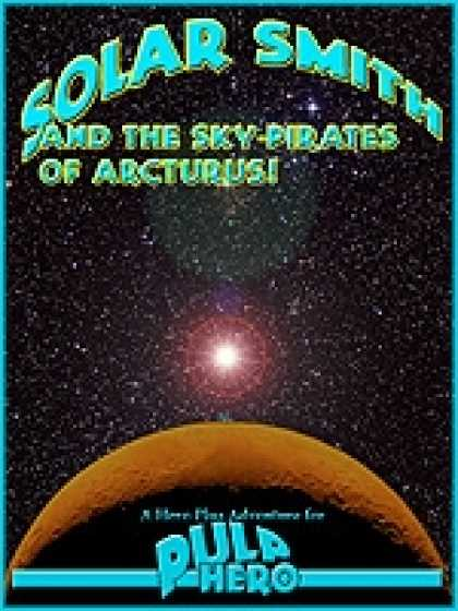 Role Playing Games - Solar Smith and The Sky-Pirates of Arcturus! - PDF