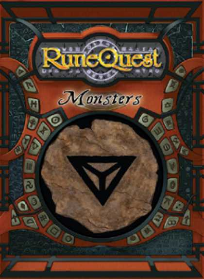 Role Playing Games - RuneQuest Monsters