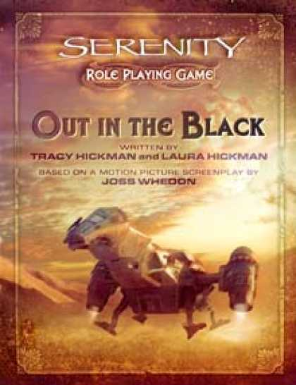 Role Playing Games - Out in the Black