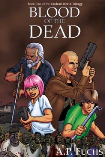 Role Playing Games - Blood of the Dead: A Zombie Novel