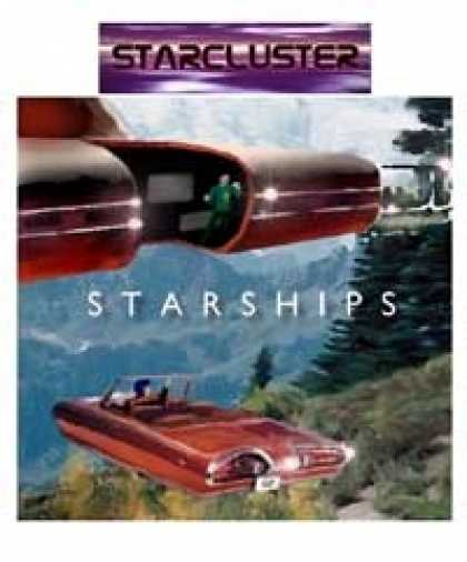 Role Playing Games - StarCluster Spaceship Design Guide