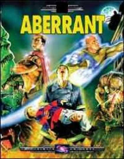 Role Playing Games - Aberrant d20