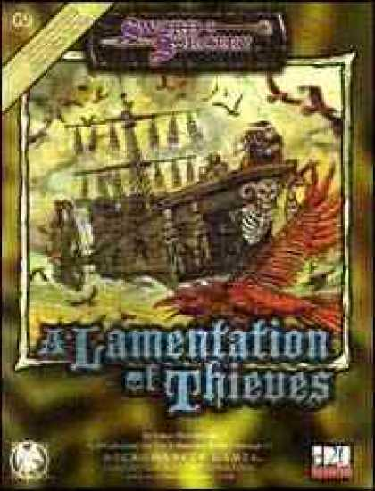 Role Playing Games - A Lamentation of Thieves