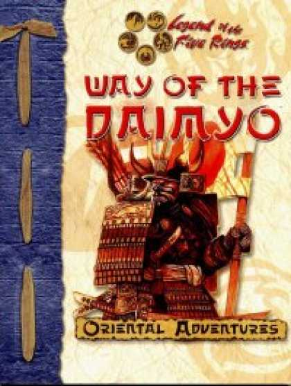 Role Playing Games - Way of the Daimyo