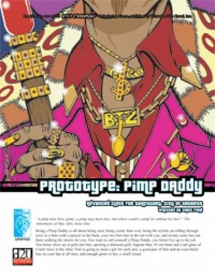 Role Playing Games - Prototype: Pimp Daddy