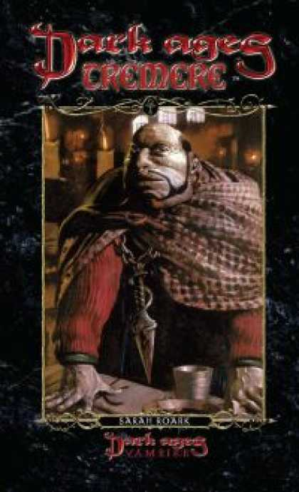 Role Playing Games - Dark Ages Clan Novel 11: Tremere