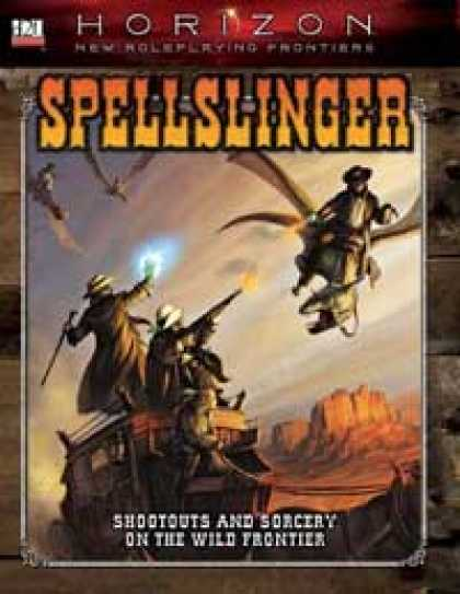 Role Playing Games - Spellslinger