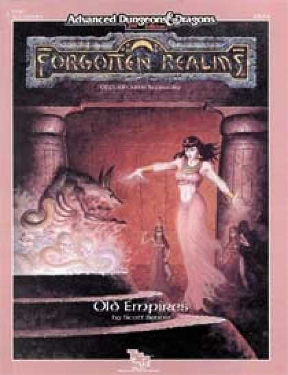 Role Playing Games - Old Empires