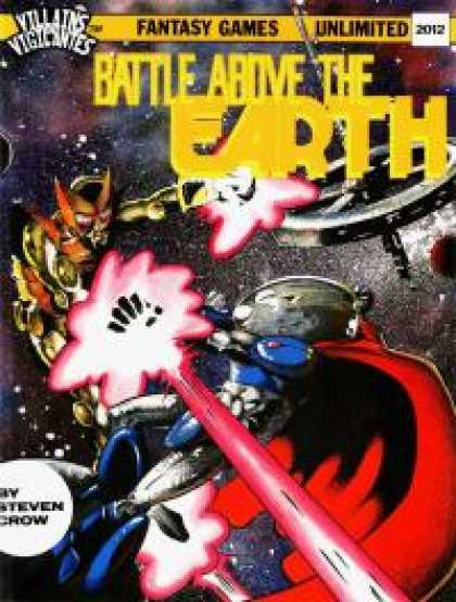 Role Playing Games - Battle Above the Earth