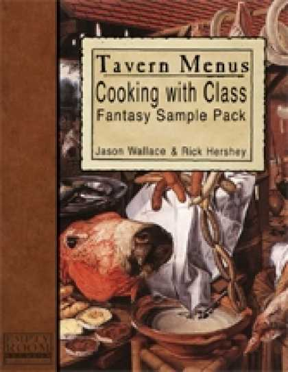 Role Playing Games - Tavern Menus: Fantasy Sample Menus
