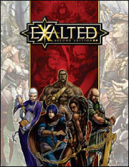 Role Playing Games - Exalted Second Edition