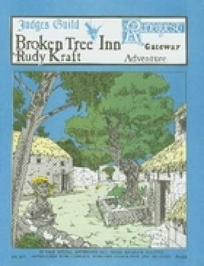 Role Playing Games - Broken Tree Inn