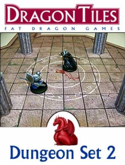 Role Playing Games - DRAGON TILES: Dungeon Set 2
