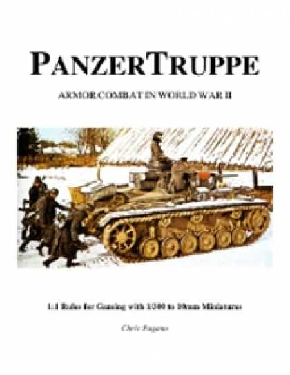 Role Playing Games - PanzerTruppe