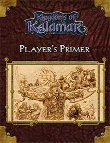 Role Playing Games - Kingdoms of Kalamar Player's Primer