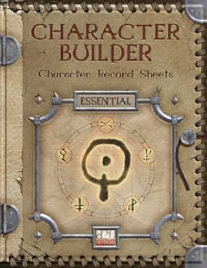 Role Playing Games - Character Builder Essential: Celtic
