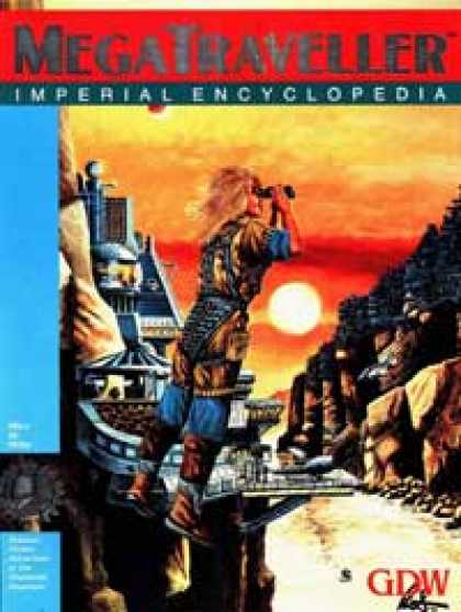 Role Playing Games - MegaTraveller Imperial Encyclopedia
