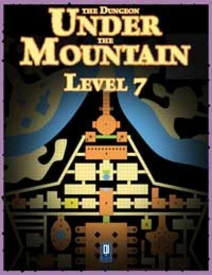 Role Playing Games - The Dungeon Under the Mountain: Level 7