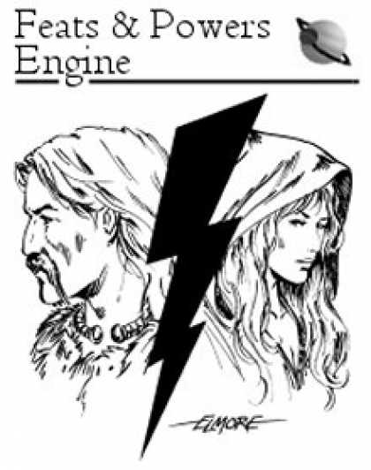 Role Playing Games - Feats and Powers Engine