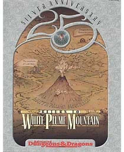 Role Playing Games - Return to White Plume Mountain