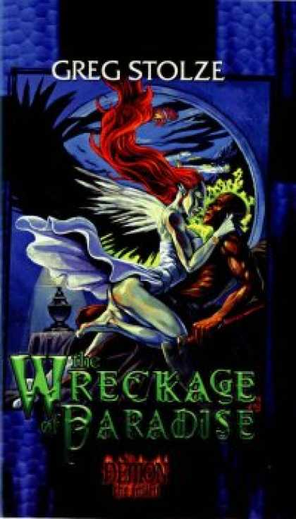 Role Playing Games - Trilogy of the Fallen Book 3: The Wreckage of Paradise