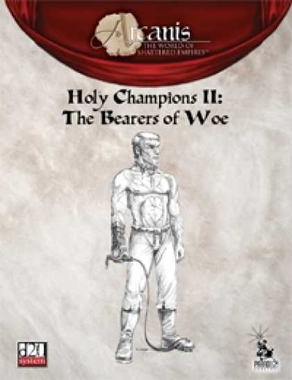 Role Playing Games - Holy Champions II: The Bearers of Woe