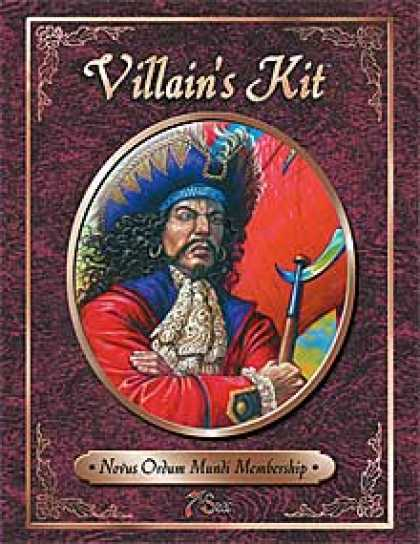 Role Playing Games - Villains Kit