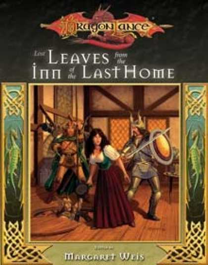 Role Playing Games - Lost Leaves From the Inn of the Last Home