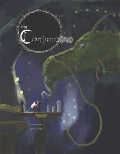 Role Playing Games - The Conjunction: A Role-Playing Game