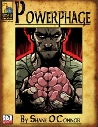Role Playing Games - Powerphage