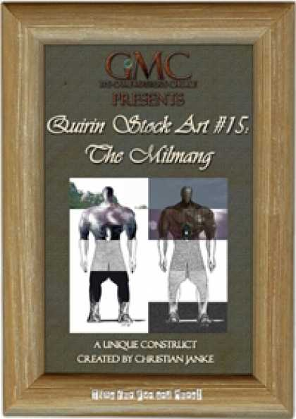 Role Playing Games - Quirin Stock Art #15: The Milmang