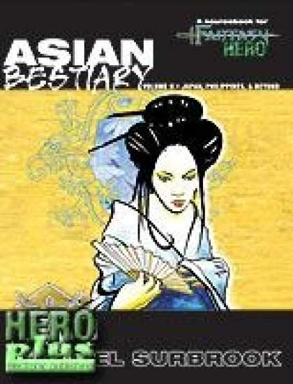 Role Playing Games - The Asian Bestiary, Vol. II - PDF