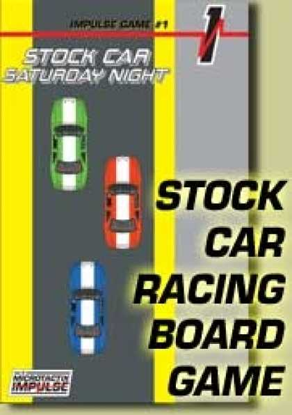 Role Playing Games - IMPULSE GAME #1: Stock Car Saturday Night
