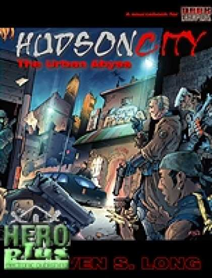 Role Playing Games - Hudson City: The Urban Abyss - PDF