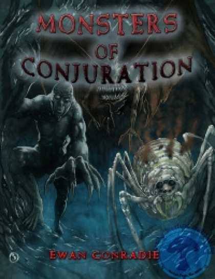 Role Playing Games - RDP: Monsters of Conjuration