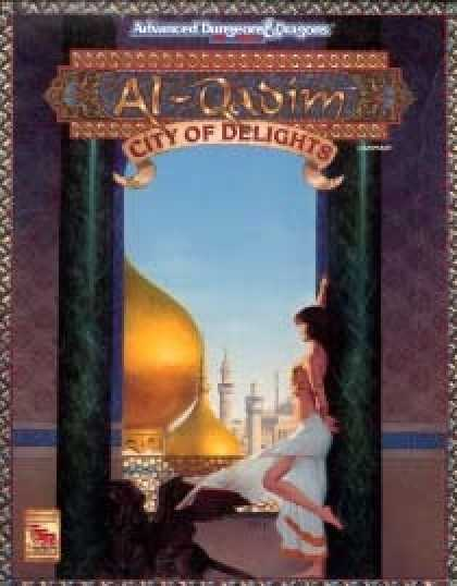 Role Playing Games - City of Delights
