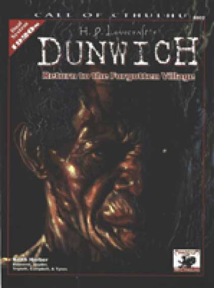 Role Playing Games - Dunwich: Return to the Forgotten Village
