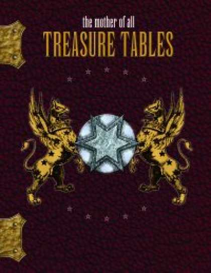 Role Playing Games - The Mother of All Treasure Tables