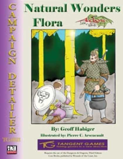 Role Playing Games - Natural Wonders - Flora